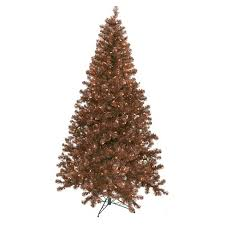 75ft Pre Lit LED Artificial Christmas Tree Full Upside Down Silver