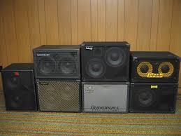 2x10 Bass Cabinet 8 Ohm by Bowlus Bass Blog 2x10 Shootout