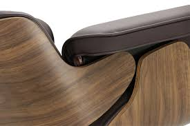 Eames Replica Lounge Chair (Dark Brown Leather) | Furniture & Home ... Eames Molded Plastic Side Chair Wire Base Plywood Lounge With Wood Upholstered Buy The Vitra Lcw At Ding Metal Herman Miller Replica Chicicat March Madness Vs Organic Eamesmolded Fiberglass Black Moma Design Store