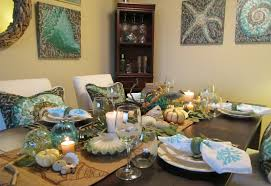 Dining Room Table Decorating Ideas For Fall by Everything Coastal Caron U0027s Fall Thanksgiving Dining Room