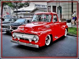 54 Ford Pickup | Ford F-100 Pickup At The 2011 Back To The … | Flickr 1954 F100 Old School New Way Cool Modified Mustangs 54 Ford Trucks Pinterest And Classic White Lightning Sema 2014 Youtube V8 302 Metal Pickup Sign Dads Shop Open 24 Hrs Gift For Him By Tburg Nice Wheels Dean Jacksons Hot Rod Republic Bm Racing Products On Twitter This Bagged Blown 1951 F1 Cars 60year Itch Truck Truckin Magazine Sale Classiccarscom Cc987291