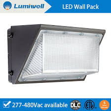 80w etl dlc china manufacturer outdoor ip65 led wall pack light