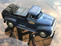 Tonka Pickup Truck Original 1956 Collector Number 880-6 12 3/4