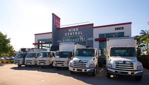 Hino Central | Heavy Trucks : Hino, GMC, Isuzu And International ...