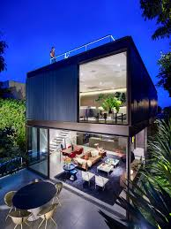 100 Box House Designs By FCStudio Design Chronicle