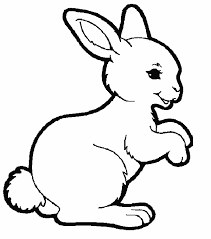 Perfect Rabbit Coloring Page 73 For Free Book With