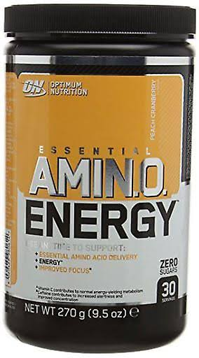 Optimum Nutrition Amino Energy 270 gr Lime & Lemon