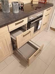 nobilia musterküche l küche im modernen landhausstil mit