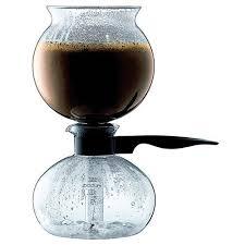 Bodum PEBO Coffee Maker Vacuum Siphon BrewerSlow Brew