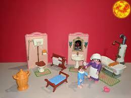 spielzeug playmobil nostalgie puppenhaus rosa 5300 5305 tür