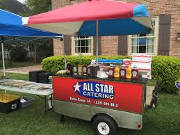 100 Food Trucks Baton Rouge All Star Catering Carts