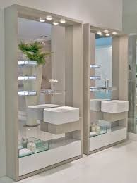 Image Of Framed Bathroom Mirrors Ideas