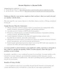 Career Change Resume Template Example Profile Summary Examples