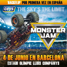 Monster Jam Barcelona 2016 - Events And Guide Barcelona Unbelievable Monster Truck Backflip By Sonuva Grave Digger Ryan Benson North Carolina Galot Motsports Park October 56 2018 Second Place Freestyle For Over Bored In Houston New Bright 110 Scale Radio Control Jam Stadium Maximum Destruction Save Our Oceans First Ever Mud Truckdaily Truck Wikiwand Wheel Falls Off Jukin Media Trucks At Ford Field Saturday Going Bigger And Driver Tom Meents Returns To The Carrier Dome Mega Fails Breaks Apart And Driver Walks
