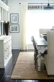 Dining Rugs Room Rug Makeover Via A Bowl Full Of Lemons Table Uk