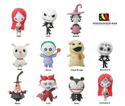Halloween Town Characters Pictures by Monogram Monogram U0027s Nightmare Before Christmas 3d Foam Figural