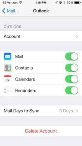 How to Change an Email Account Password on the iPhone 5 Solve