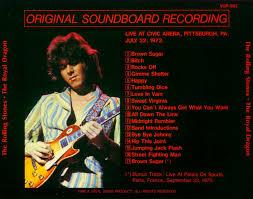 Adore Smashing Pumpkins Rar by Reliquary Rolling Stones 1972 07 22 The Royal Dragon