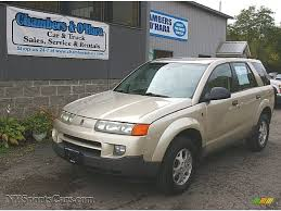 100 Saturn Truck 2002 VUE V6 AWD In Gold 801447 NYSportsCarscom Cars