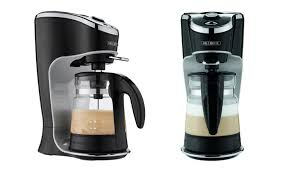 Mr Coffee One Touch Cafe Latte Maker With Automated Milk Frothing