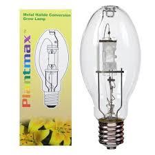 plantmax mh conversion ls 250w hydroponics grow bulbs metal