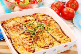 cuisine grecque moussaka moussaka au boeuf maggi