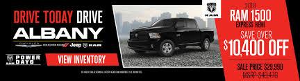 Albany Chrysler Dodge Jeep RAM Dealer - Formerly AutoNation CDJR