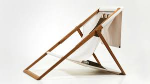 the upgraded new classic wooden deck chair