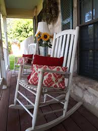 White Outdoor Rocking Chairs Lowes Porch Chair Home Depot Resin