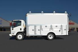14' DuraBox MAX - Isuzu NPR-HD - Dejana Truck & Utility Equipment