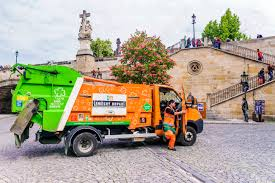 PRAGUE, CZECH REPUBLIC-MAY 19, 2016: Orange Garbage Truck On.. Stock ... Garbage Trucks Orange Youtube Crr Of Southern County Youtube Man Truck Rear Loading Orange On Popscreen Stock Photos Images Page 2 Lilac Cabin Scrap Vector Royalty Free Party Birthday Invitation Trash Etsy Bruder Side Loading Best Price Toy Tgs Rear Ebay
