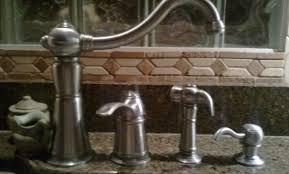 Pegasus Kitchen Faucets Parts Options In Pegasus Kitchen Faucets