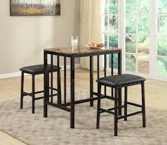 Dining Room Sets Under 100 by Kitchen Pub Dining Table Sets 3 Piece Dinette Set Dining Room