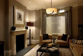 Living Room Lighting Design Mr Resistor Downlights And Pendant In