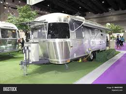 100 Classic Airstream Trailers For Sale Bangkok August 4 Image Photo Free Trial Bigstock