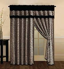 Zebra Curtain by Animal Print Curtains U2013 Teawing Co