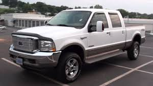 FOR SALE 2004 FORD F-350 KING RANCH!!! ONLY 37K MILES!! STK# P5741 ...