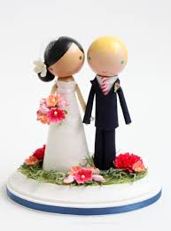 Cake Toppers Etsy Wedding Cakes
