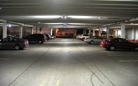 Scarborough Parking Garage Magnaray Lighting