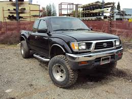 1996 Toyota Tacoma - Information And Photos - ZombieDrive 1996 Toyota Turbo Tacoma 415 Hp 345 Tq 17 Psi Youtube Hilux 20 Junk Mail Mini Truck On Display Was This Toyo Flickr Auto Auction Ended On Vin Jt5rn75u3h0011837 1987 Toyota Truck In Az Potential Purchase Of The Week Mega Cruiser Toyota Tacoma Slammed Truck Cars T100 Overview Cargurus Venture 2o Used Car For Sale Springs Gauteng South 19962004 To 2011 Onepiece Cversion Grille Girls First Time Driving My 4x4 Supra Sale Classiccarscom Cc10363