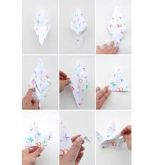 Project 141 Paper Bird