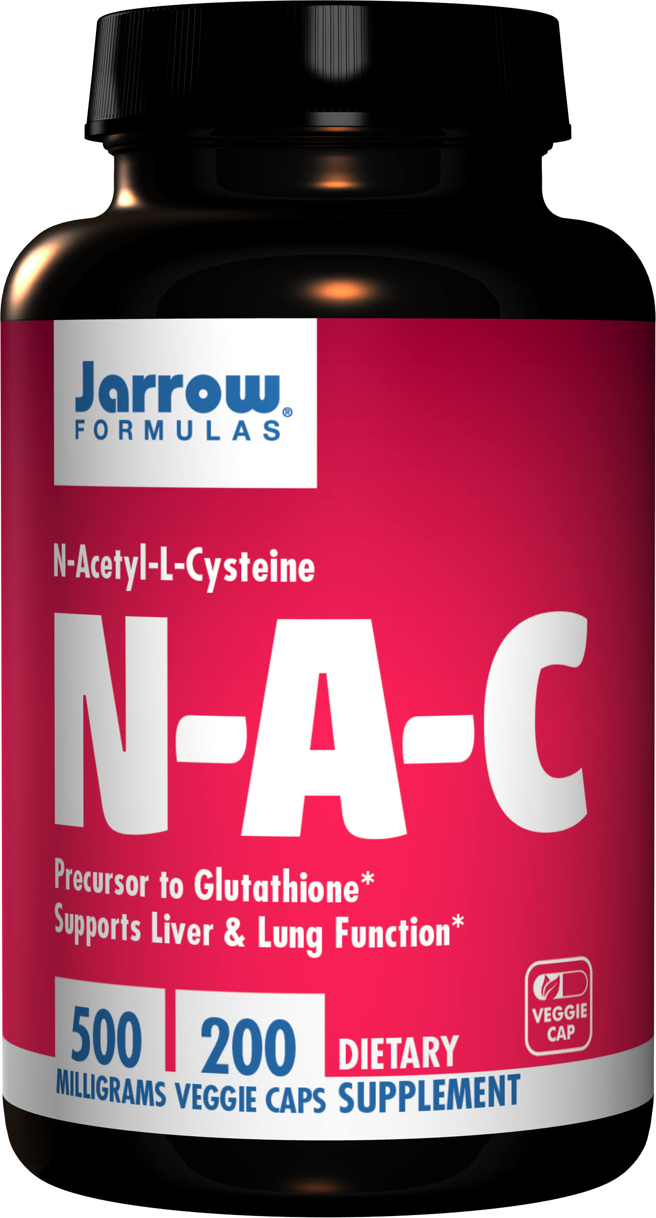 Jarrow Formulas N A C Supplement - 200 Capsules