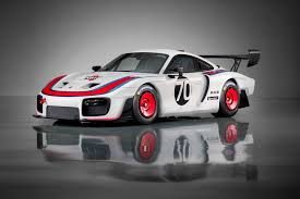 Porsche Revives The Legendary 935