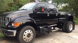 2003 Ford F650 - YouTube