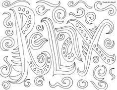 Relaxation Module Simple Coloring Project This Was Re Pinned By Free Printable PagesAdult