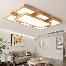 led decke le holz pastoralen haus halten wohnzimmer lichter villa tatami log schlafzimmer restaurant lichter decke lichter za8216
