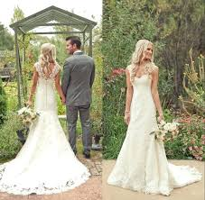Elegant Country Lace Wedding Dress And Vintage Style Dresses 36 Rustic Mermaid