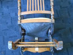 Antique Oak A.F. SCHRAM? Convolute Coil Spring Rocking Chair ... Spring Mechanism Stock Photos Best Rocking Chair In 20 Technobuffalo Belham Living Stanton Wrought Iron Coil Ding By Woodard Set Of Rocking Chair Archives Prodigal Pieces Platform Or Spring Collectors Weekly Buy Custom Truck Bar Stools Made To Order From Antique Victorian Eastlake Carvd Rare Oak Ah Schram Fniture Specific Rock On Loaded Swing Resort Coon Relax Chill Tables