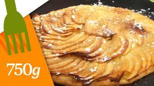 750g com recette cuisine recette de tarte aux pommes 750 grammes