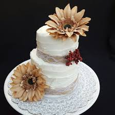 Allergen Free Custom Wedding Cakes